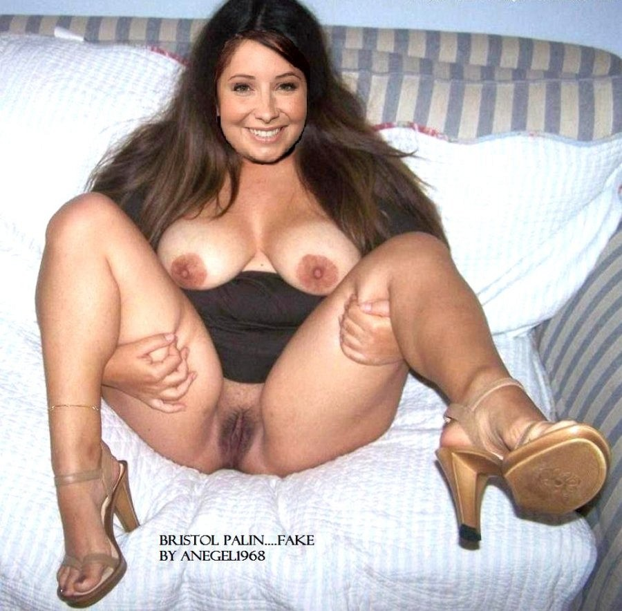 Bristol Palin Nude Fakes - 009